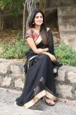 Dhanya Balakrishna in black saree (13)