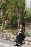 Dhanya Balakrishna in black saree (14)