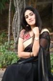 Dhanya Balakrishna in black saree (15)