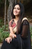 Dhanya Balakrishna in black saree (18)