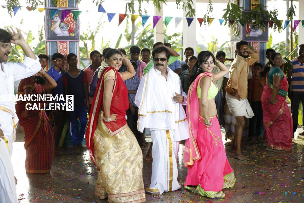 Disha Pandey at Kombu Movie Stills (49)