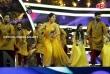 Gayathri Suresh dance at red fm music awards 2019 (32)