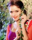 Gehana Vasisth in red dress (3)