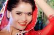 Gehana Vasisth in red dress(1)