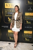 Hamsa Nandini at Kyron hyderabad international fashion week (3)