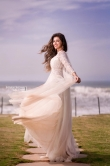 Hamsa nandini in white gown stills (4)