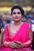 Actress Hari Teja New Stills @ Sarileru Neekevvaru Mega Super Event