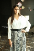 Izabelle Leite during her telugu movie opening (10)