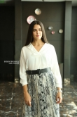 Izabelle Leite during her telugu movie opening (2)