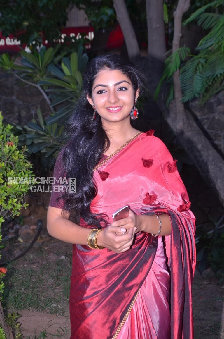 Jayashree Sivadas at Maragathakkaadu Movie Audio Launch (3)