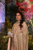 Juhi Chawla at sonam kapoor wedding reception (2)