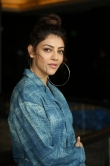 Kajal agarwal interview stills august 2019 (4)
