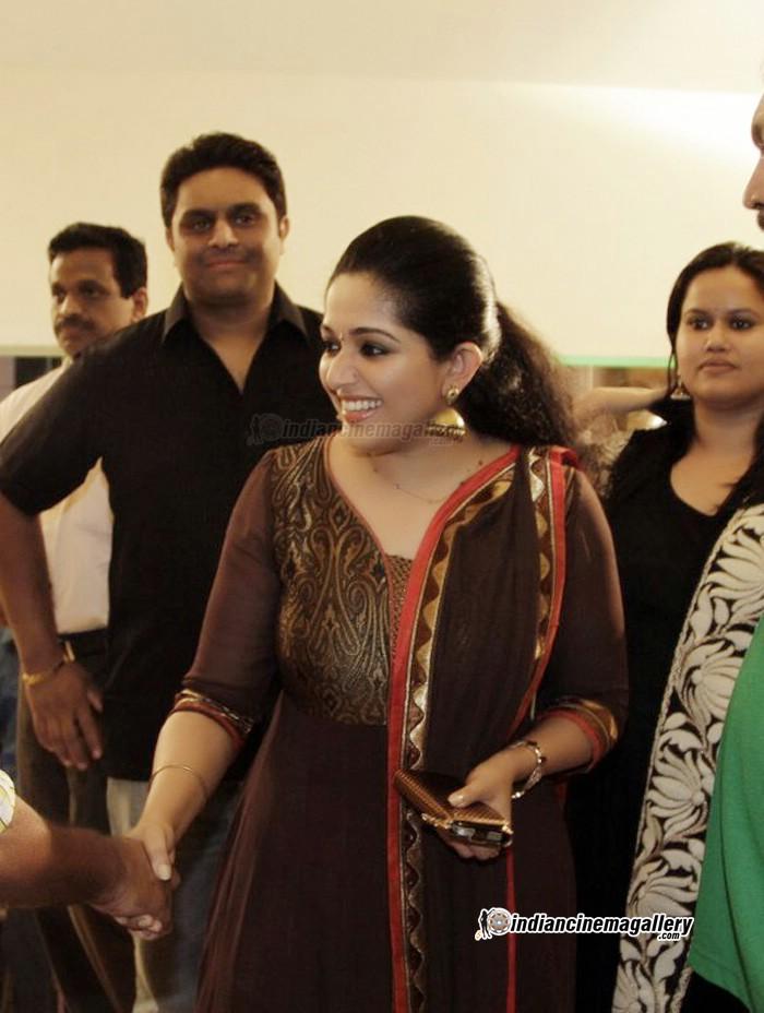 Kavya Madhavan At Director Siddique Daughter Wedding 68266