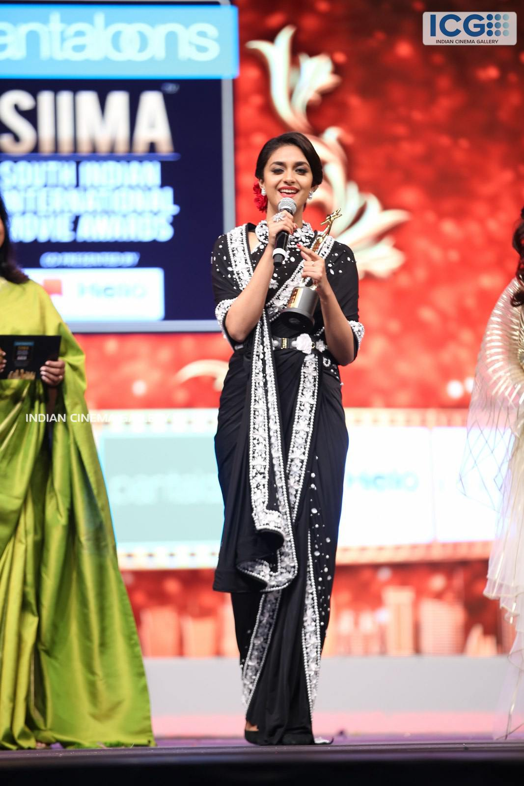 Keerthi Suresh at SIIMA Awards 2019 (8)