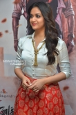 Keerthy Suresh at Sandakozhi 2 Movie Press Meet (7)