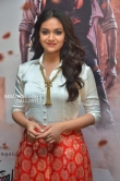 Keerthy Suresh at Sandakozhi 2 Movie Press Meet (8)