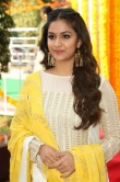 Keerthy suresh at her new movie opening (6)