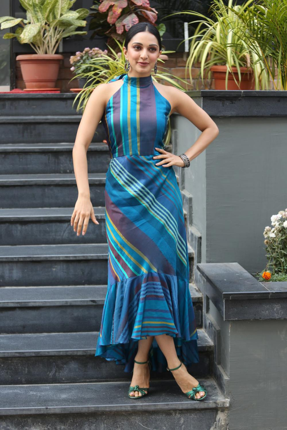 Kiara Advani during her interview (10)