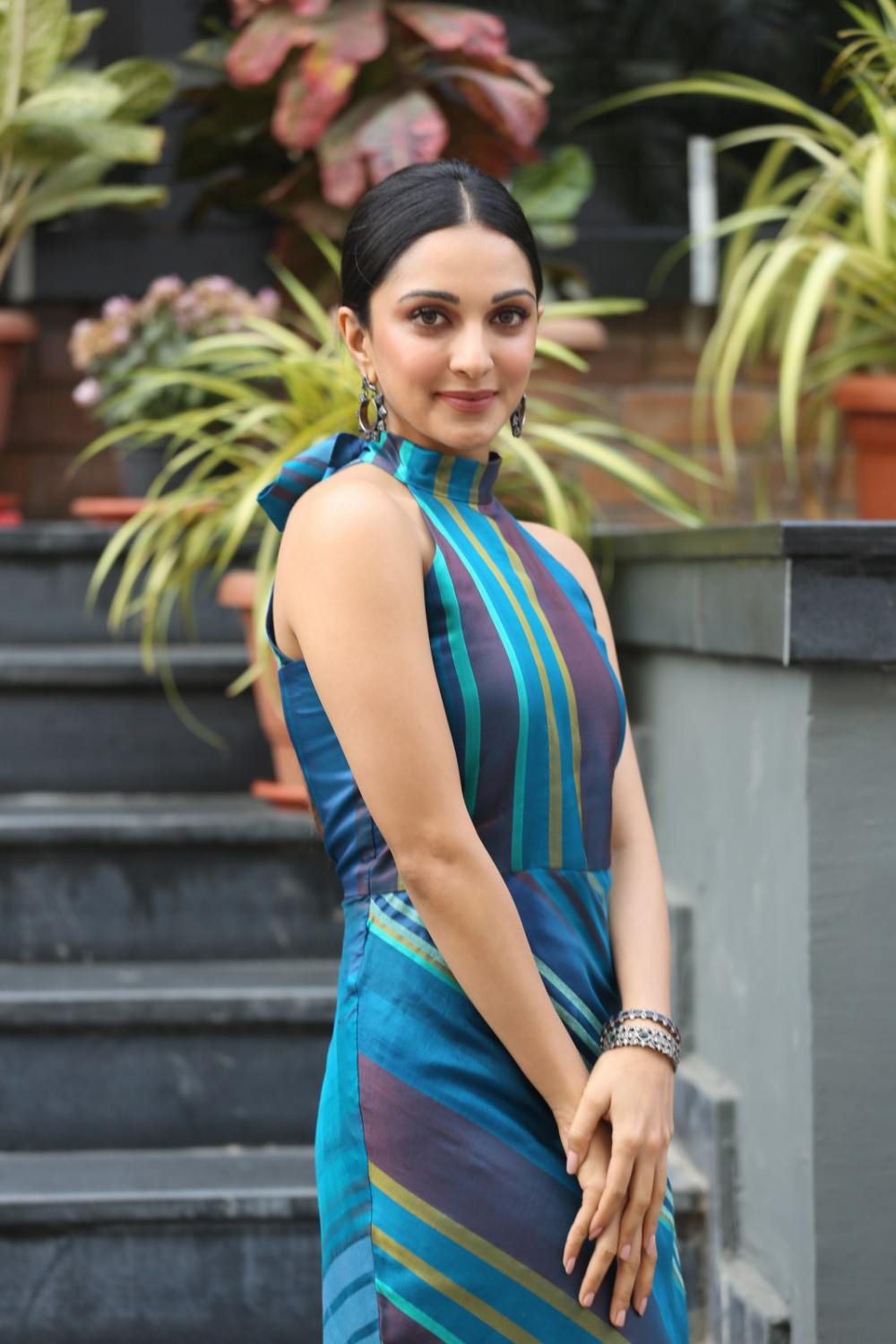 Kiara Advani during her interview (12)