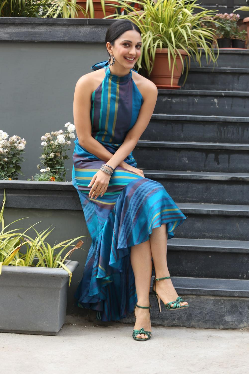 Kiara Advani during her interview (14)