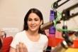 Lavanya Tripathi at Arjun Suravaram Song Launch at Radio Mirchi (10)