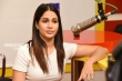 Lavanya Tripathi at Arjun Suravaram Song Launch at Radio Mirchi (14)
