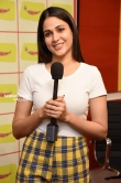 Lavanya Tripathi at Arjun Suravaram Song Launch at Radio Mirchi (9)