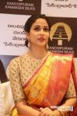 Lavanya Tripathi at Kanchipuram Kamakshi Silks launch (5)