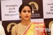 Lavanya Tripathi at Kanchipuram Kamakshi Silks launch (8)