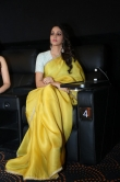 Lavanya Tripathi in yellow saree stills (1)