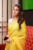 Lavanya Tripathi in yellow saree stills (9)