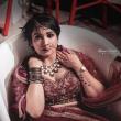 Actress Lena latest photo shoot images (2)