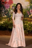Madhuri Dixit at sonam kapoor wedding reception (3)