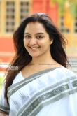 Manju Warrier at lucifer movie (3)