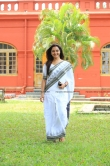 Manju Warrier at lucifer movie (5)