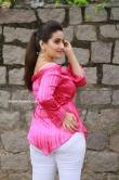 Manjusha at First Rank Raju Movie press meet (12)