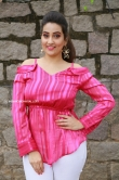 Manjusha at First Rank Raju Movie press meet (17)