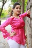 Manjusha at First Rank Raju Movie press meet (24)
