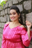 Manjusha at First Rank Raju Movie press meet (26)