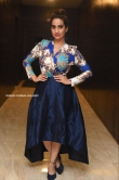 Manjusha at Meeku Maathrame Cheptha Movie Pre Release Event (1)