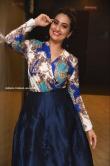 Manjusha at Meeku Maathrame Cheptha Movie Pre Release Event (17)