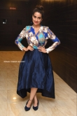 Manjusha at Meeku Maathrame Cheptha Movie Pre Release Event (4)