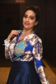 Manjusha at Meeku Maathrame Cheptha Movie Pre Release Event (7)