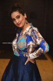 Manjusha at Meeku Maathrame Cheptha Movie Pre Release Event (8)