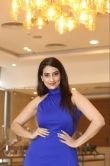 Manjusha at Whistle Movie Pre Release Event