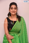 Manjusha in green saree oct 2019 stills (18)