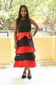 Meghana Chowdary at Hellow Medam movie press meet (1)