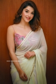 Mehreen Pirzada in saree dress (4)