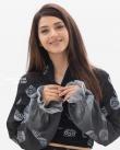 Mehreen pirzada photo shoot in black (4)