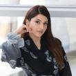 Mehreen pirzada photo shoot in black (5)